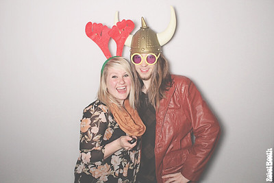 12-20-15 Atlanta The Painted Pin Staff PhotoBooth - Holiday Party 2015 - RobotBooth