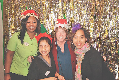 12-21-15 Atlanta Hilton PhotoBooth - Christmas Party - RobotBooth