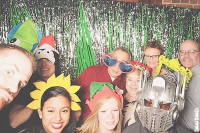 12-4-15 Atlanta Del'Avant PhotoBooth - Mountville Mills Christmas Party - RobotBooth