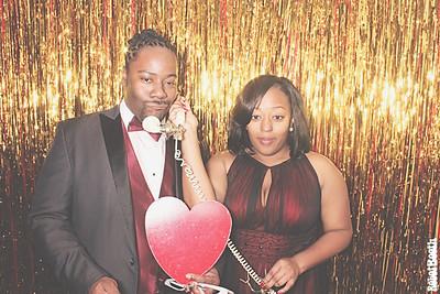 12-5-15 Atlanta Wyndham Peachtree PhotoBooth - SRP Minnecorp & Atlanta Clips Awards Banquet - RobotBooth