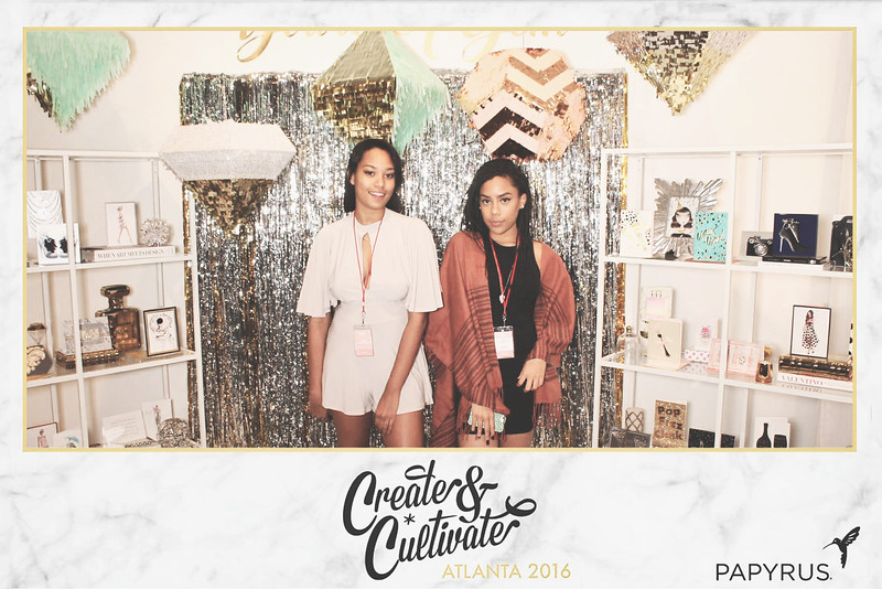 10-15-16 Atlanta Mason Papyrus PhotoBooth - Create & Cultivate Conference - RobotBooth20161018010