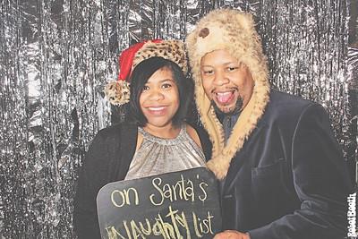 12-10-16 Atlanta Westin PhotoBooth - ACU Christmas Party 2016 - RobotBooth