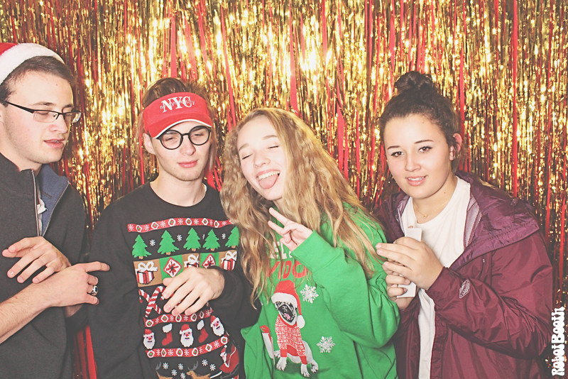 12-11-16 Atlanta Chick-fil-A PhotoBooth -   Team Member Christmas Party - RobotBooth20161211_0920