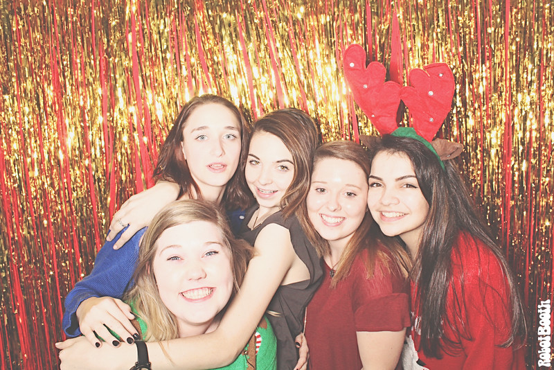 12-11-16 Atlanta Chick-fil-A PhotoBooth -   Team Member Christmas Party - RobotBooth20161211_0823