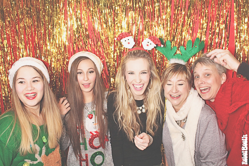 12-11-16 Atlanta Chick-fil-A PhotoBooth -   Team Member Christmas Party - RobotBooth20161211_0020