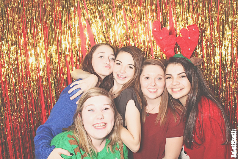 12-11-16 Atlanta Chick-fil-A PhotoBooth -   Team Member Christmas Party - RobotBooth20161211_0831