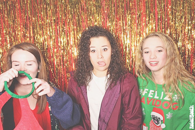 12-11-16 Atlanta Chick-fil-A PhotoBooth -   Team Member Christmas Party - RobotBooth20161211_0202