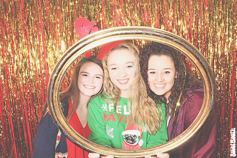 12-11-16 Atlanta Chick-fil-A PhotoBooth -   Team Member Christmas Party - RobotBooth20161211_0206