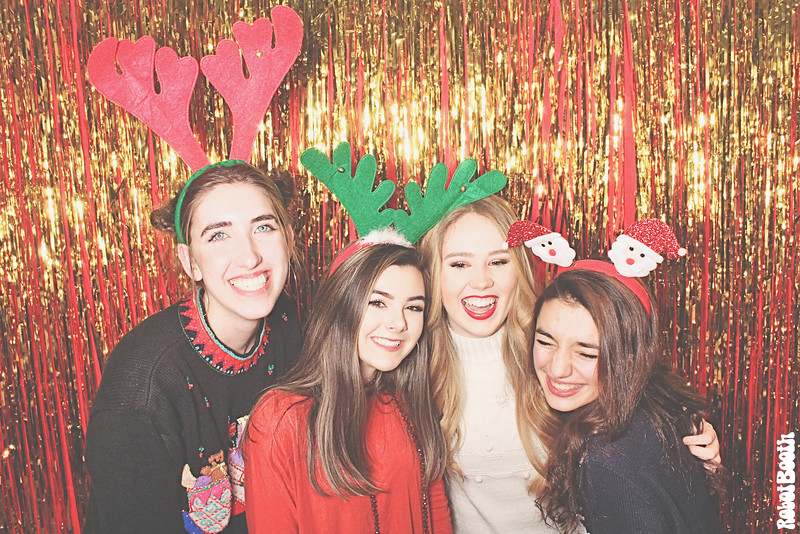 12-11-16 Atlanta Chick-fil-A PhotoBooth -   Team Member Christmas Party - RobotBooth20161211_0146