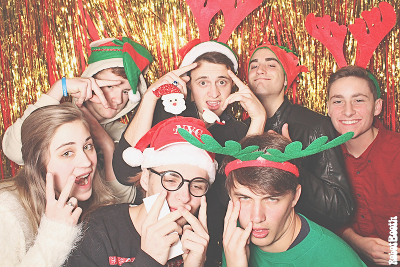 12-11-16 Atlanta Chick-fil-A PhotoBooth -   Team Member Christmas Party - RobotBooth20161211_0493