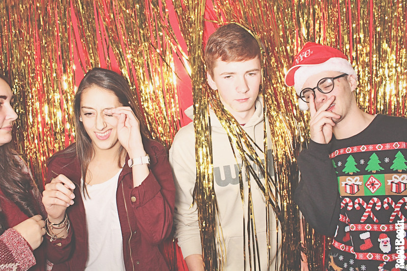 12-11-16 Atlanta Chick-fil-A PhotoBooth -   Team Member Christmas Party - RobotBooth20161211_0774