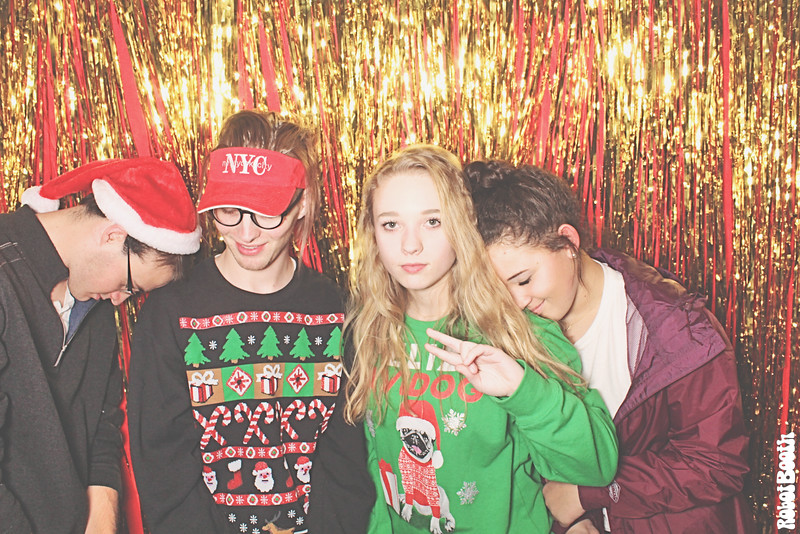 12-11-16 Atlanta Chick-fil-A PhotoBooth -   Team Member Christmas Party - RobotBooth20161211_0922