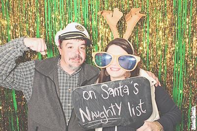 12-15-16 Atlanta Southern Plantation PhotoBooth - Holiday Party 2016 - RobotBooth