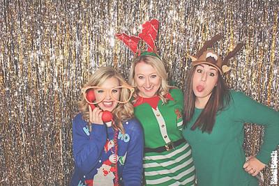 12-16-16 Atlanta Park Tavern PhotoBooth - Beecher Carlson Holiday Party 2016 - RobotBooth