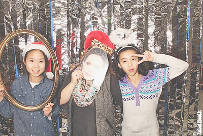 12-21-16 Atlanta Roberts Elementary  PhotoBooth - 4th Winter Party 2017 - RobotBooth