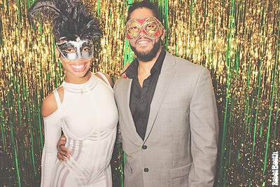 12-15-17 Atlanta MaxMedia Photo Booth - Holiday Party 2017 - Robot Booth