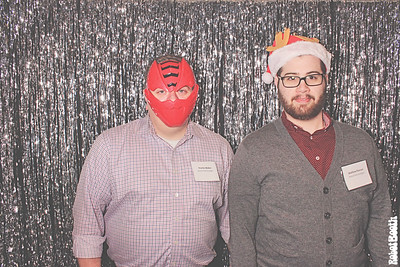12-15-17 Atlanta Grand Hyatt Photo Booth - AmWINS 2017 Holiday Party - Robot Booth