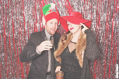 12-15-17 Atlanta Applerouth Photo Booth - Holiday Party - Robot Booth