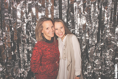 12-15-17 Atlanta Fox Theatre Photo Booth - Grady Holiday Party - Robot Booth