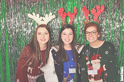 12-16-17 Atlanta Chik-fil-A Photo Booth - Holiday Party - Robot Booth