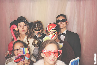 12-16-17 Atlanta Photo Booth - Janet and James' Wedding - Robot Booth