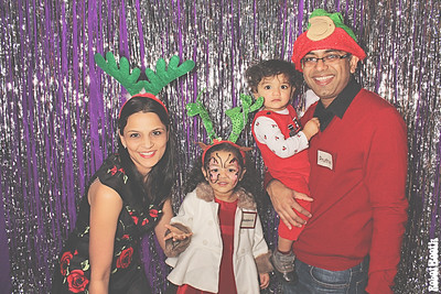 12-16-17 Atlanta Tavernpointe Photo Booth - Urjanet Holiday Party 2017 - Robot Booth