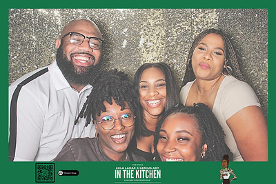 6-25-21 Atlanta Museum of Modern Perspective Photo Booth - LOLA LADAE X GENIUS ART: The Listening Party - Robot Booth