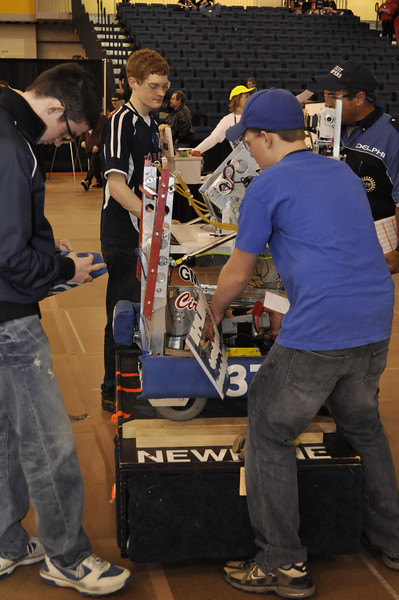 2012 FIRST FRC (Day 1)