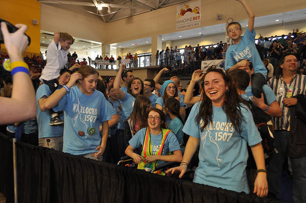 2012 FIRST FRC (Day 3)
