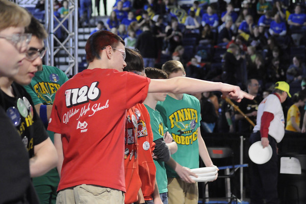 2013 FIRST FRC (Day 3)