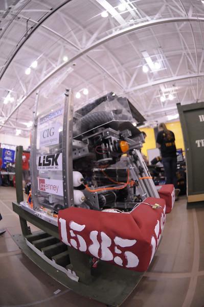 2013 FIRST FRC (Robots)