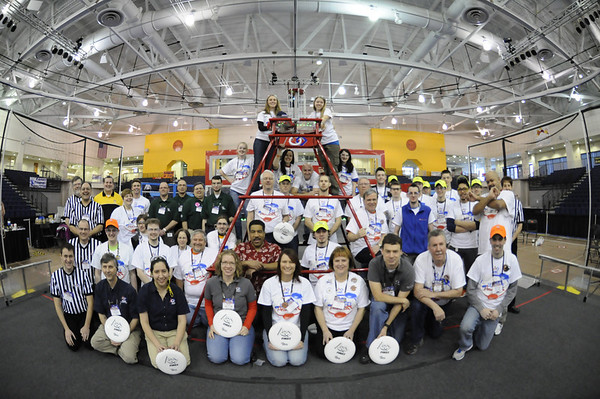 2013 FIRST FRC (Volunteer Group Photos)