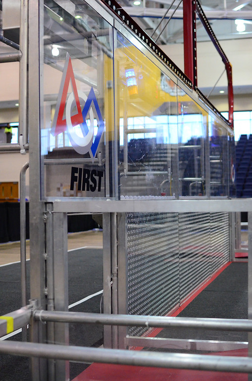 2014 FIRST FRC (Day 1)