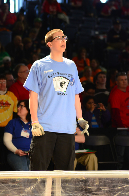 2014 FIRST FRC (Day 2)
