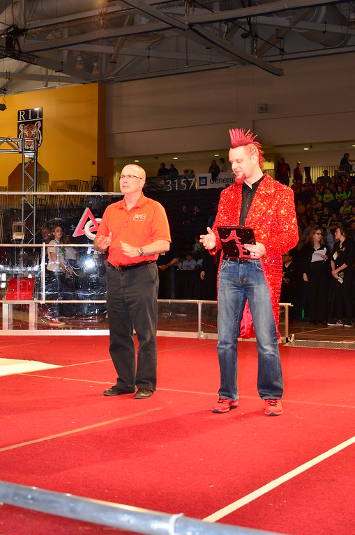2015 FIRST FRC (Award Ceremony)