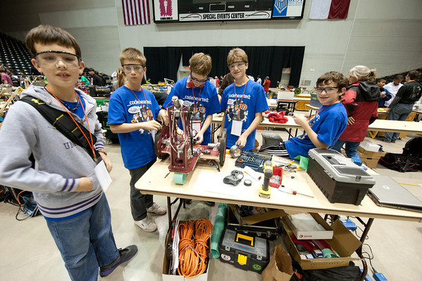 Tiger Robotics at BEST Regionals
