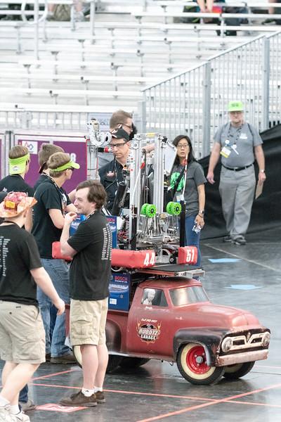 FRC Championships, Houston, 2018