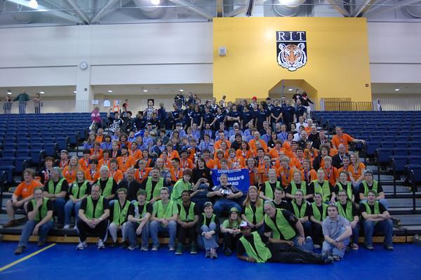2010 FIRST Robotics Regional Competition