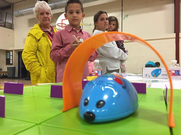 The Spring Konstant at Walnut Springs Elementary School