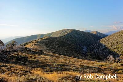 Razorback Ridge.