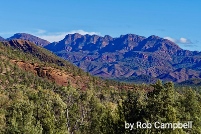 Flinders Ranges.