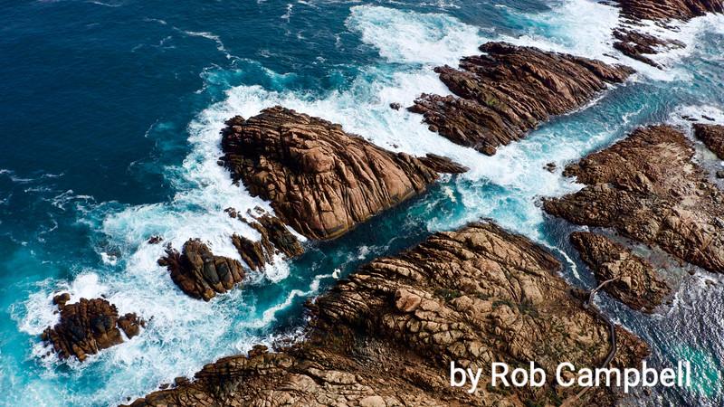 Canal Rocks. Near Yallingup, south west coast, Western Australia.