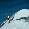 Nearing the summit of Quandary Peak.