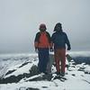 On the summit of either Tabuache or Shavano Peak.