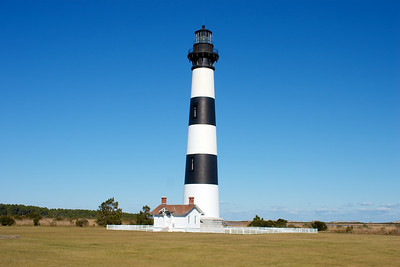 Lighthouse on the Outer Banks of NC