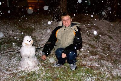 2008-12 Snow in Houston
