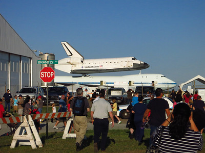 2012-09-19 (by Eye-Fi) Shuttle in Houston