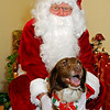 Snickers and Santa 2010
