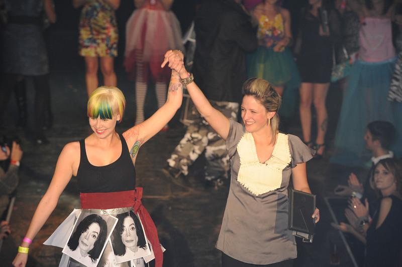 Rocco Altobelli Fashion Awards. Oct. 10, 2010. Photos by: Billy Robin McFarland