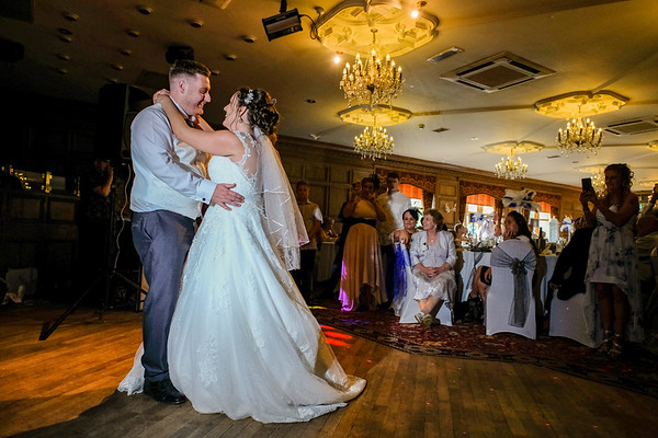 Wedding Photography at The Royal Toby Hotel , The Rhyddings Suite.